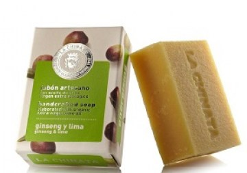 Energizing Ginseng and Lime Handcrafted Soap284x200