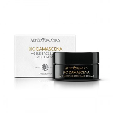 Alteya Certified Organic Bio Damascena Ageless Rose Face Cream - 50ml600x600