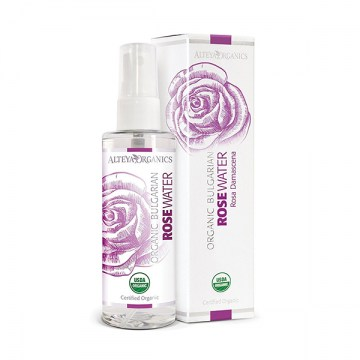 Alteya Organics Rosa Damascena water, 100ml spray600x600