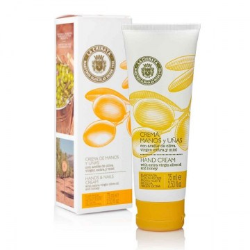 Hand Cream with Extra Virgin Olive Oil and Honey600x600