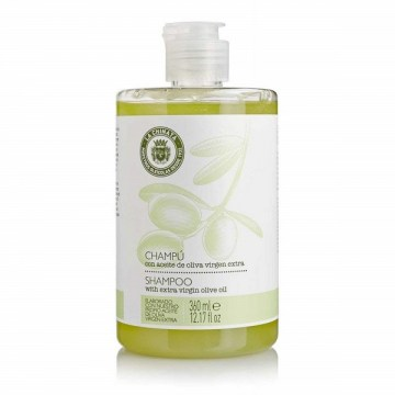 La Chinata Shampoo, 360ml-600x600