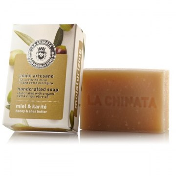 Moisturizing Honey and Shea Butter Handcrafted Soap-600x600