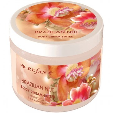 Refan Brazilian Nut Body Cream Butter600x600