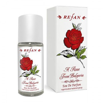 Refan Eau de Perfume A Rose from Bulgaria600x600