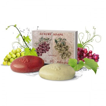 Refan Luxury soap White wine&Red vine600x600