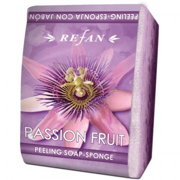 Refan Passion Fruit peeling -sponge soap600x6008