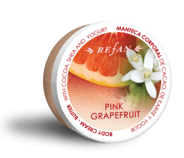 Refan Pink Grapefruit body cream-butter