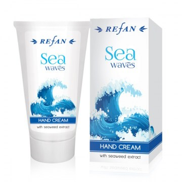 Refan Sea waves hand cream, 75 ml, 600x600
